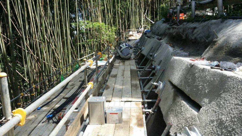 林建設8855